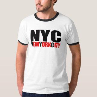Art de rue de SoHo par Urban59 New York City T-shirt