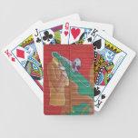 art de rue jeu de 52 cartes