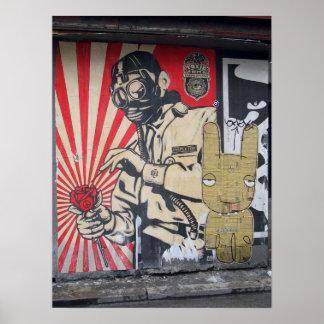 Art de rue posters