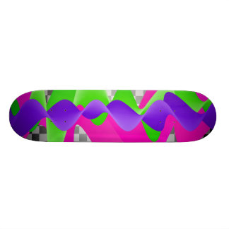 art de rue skateboards personnalisés