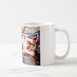 Art de rue mugs à café