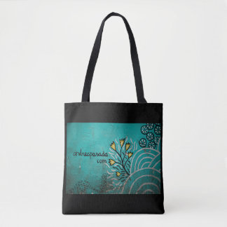 Art de rue tote bag
