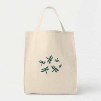 Art de sac de libellule de danse