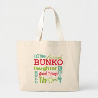 Art de souterrain de Bunko par Artinspired Grand Sac