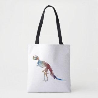 Art de squelette de rex de Tyrannosaurus Sac