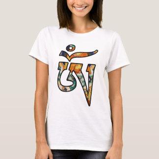 Art de Tibetian AUM T-shirt