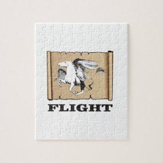 Art de vol de Pegasus Puzzle