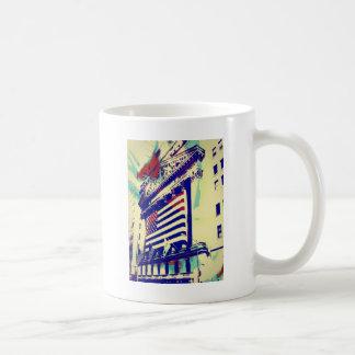 Art de Wall Street Mugs À Café