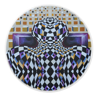 Art déco - diffusion abstraite