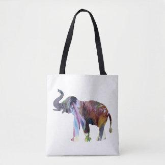 Art d'éléphant sac