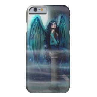 Art d'imaginaire d'ange de guide d'esprit coque barely there iPhone 6