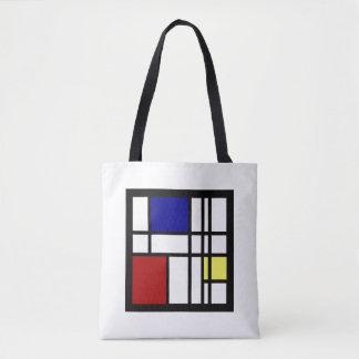 Art d'impression de Mondrian Sac