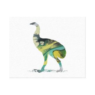 Art d'oiseau de MOA Toiles