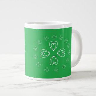 Art enorme de tasse du jour de St Patrick par