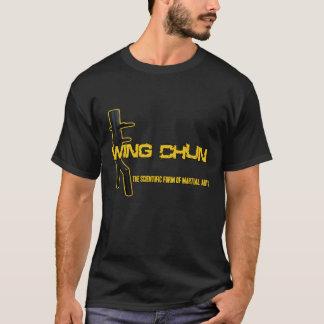 Art et science de Chun d'aile T-shirt