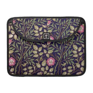 Art floral Nouveau de Briar doux de William Morris Housse Pour Macbook