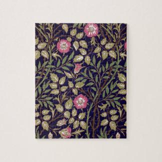 Art floral Nouveau de Briar doux de William Morris Puzzle