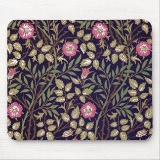 Art floral Nouveau de Briar doux de William Morris Tapis De Souris