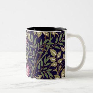Art floral Nouveau de Briar doux de William Morris Tasse 2 Couleurs