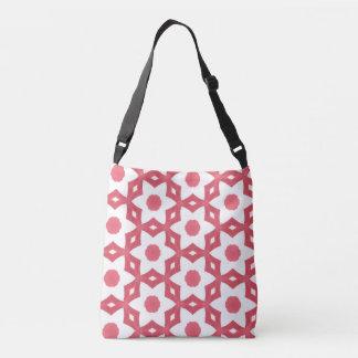Art géométrique coloré lumineux de papier de sac