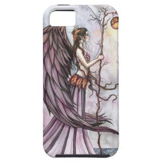 Art gothique léger de fée d'imaginaire d'automne coques iPhone 5