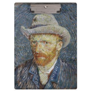 Art gris de peinture de chapeau de feutre