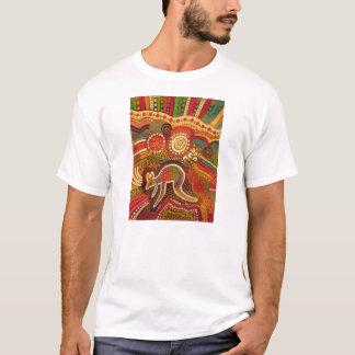 Art indigène de T-shirt