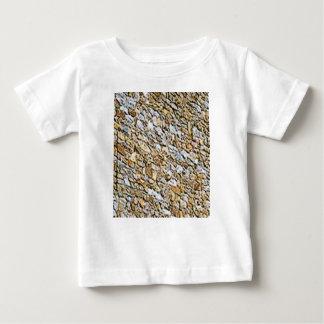 art léger bronzage de gravier t-shirt pour bébé