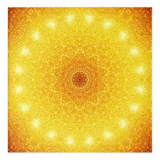 Art lumineux de mandala