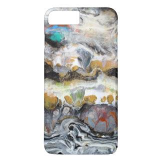 Art minéral coque iPhone 7 plus