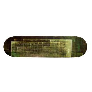 Art moderne de mur skateboards personnalisés
