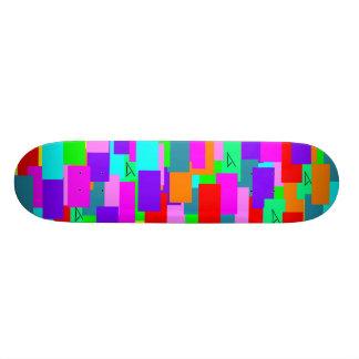 Art moderne du patin Cie. de delta Plateau De Skate