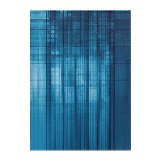 Art Mural En Acrylique Arrière - plan de mosaïque de technologie comme