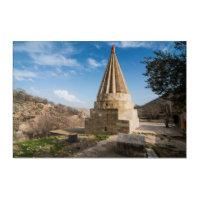 Bâtiment kurde de temple