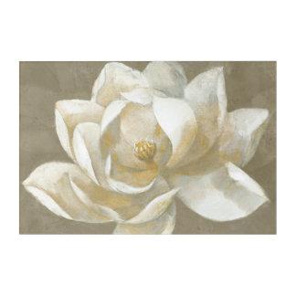 Art Mural En Acrylique Magnolia majestueuse