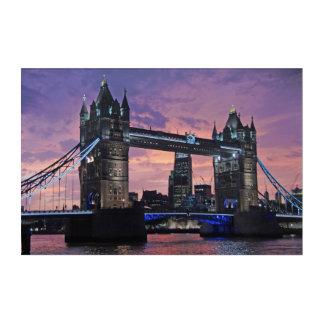 Art Mural En Acrylique Pont de tour, Londres