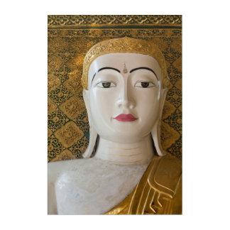 Art Mural En Acrylique Portrait d'état de Bouddha