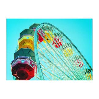 Art Mural En Acrylique Roue de Ferris