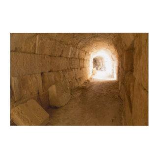 Art Mural En Acrylique Tunnel sous Miletus