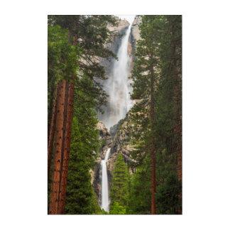 Art Mural En Acrylique Yosemite Falls, la Californie