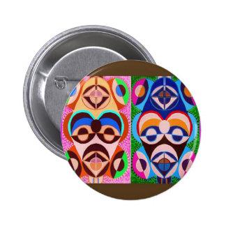 Art NOIR en couleurs Liberté d expression Pin's Avec Agrafe