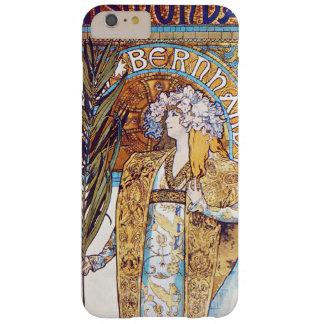 Art Nouvau d'Alphonse Mucha Gismonda Coque iPhone 6 Plus Barely There