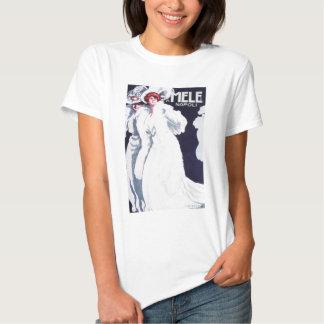 Art Nouveau de Mele Napoli T-shirt