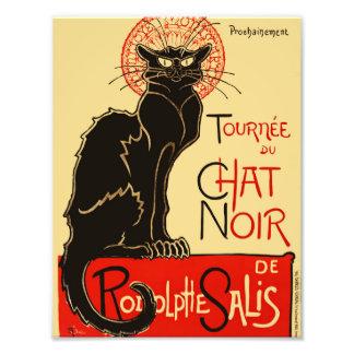 Art Nouveau de Tournée du Chat Noir Photo D'art
