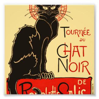 Art Nouveau de Tournée du Chat Noir Photographes