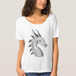 Art original de dragon t-shirt