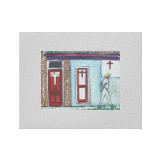 Art original par l'artiste Gary Bradley de Chicago Impressions Sur Toile