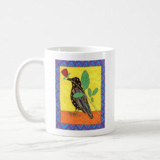 Art populaire de Mexicain de corneille d'Oaxacan Mug