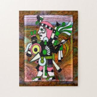 Art populaire inca traditionnel puzzle