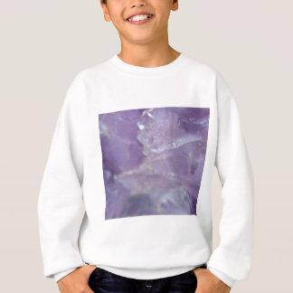 art pourpre de pierre de roche sweatshirt